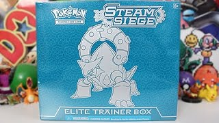 Opening The Best Steam Siege Elite Trainer Box!!!