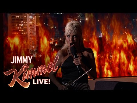 Kristin Chenoweth Sings Game of Thrones Theme Song