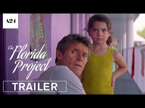 The Florida Project trailers