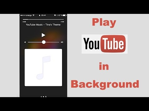 How to Play YouTube Music in Background iPhone, iPad with Locked Screen