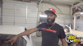 Karlous Millers custom Whip Of The Week filmed and edited by Rich Everythang
