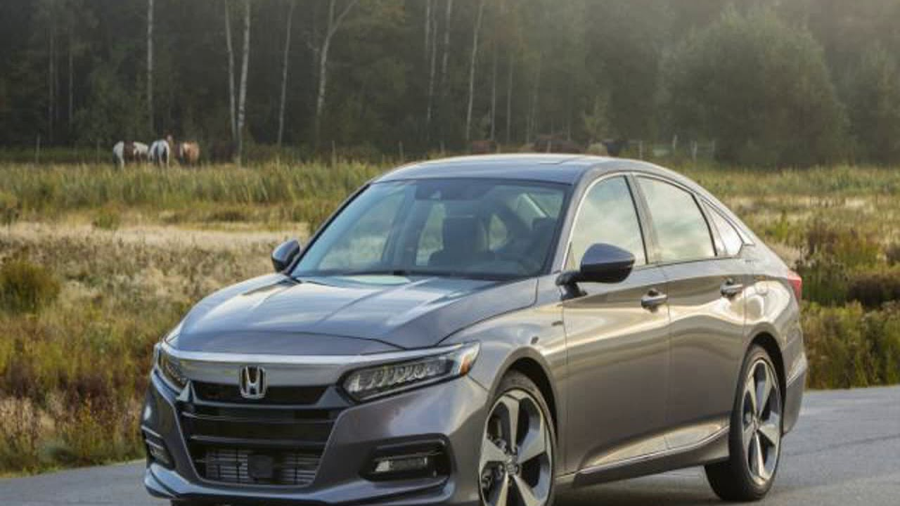 2018 Honda Accord 2 0 Turbo Door