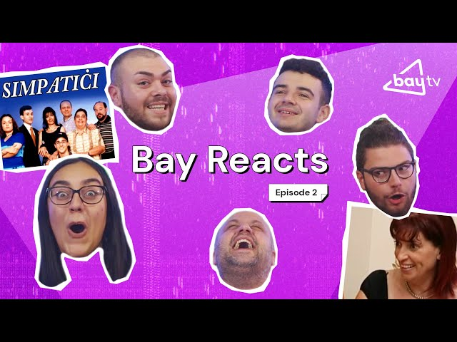 GUESS these ICONIC Maltese Theme Songs | BAY REACTS #2