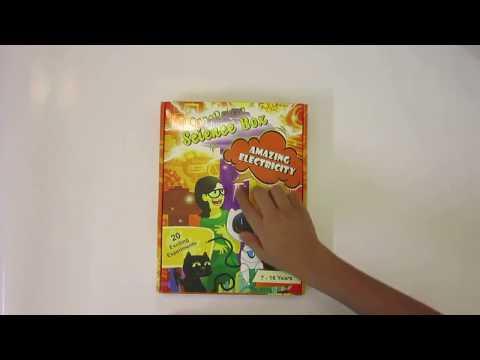 SCIENCE KIT-ONNOROKOM SCIENCE BOX (amaizing electricity)