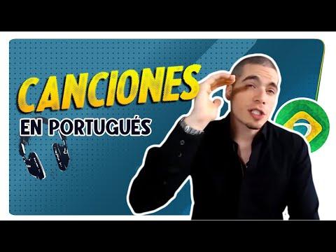🎧 Canciones en Portugués - Mejor estilo para aprender expresiones y palabras de Brasil