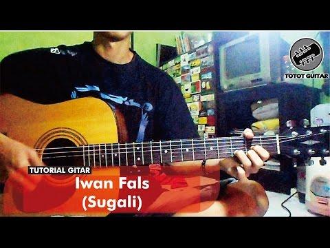 Tutorial Gitar   Iwan Fals - Sugali