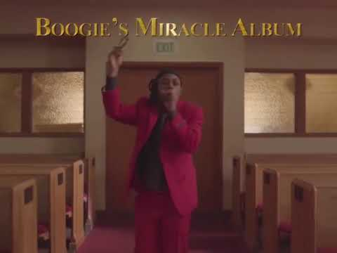 Boogie's Miracle Album Commercial