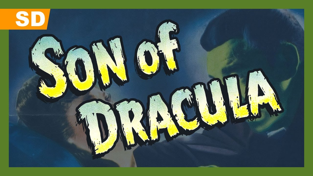 Son of Dracula (1943) Trailer
