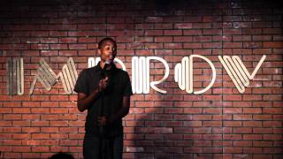 Josh Johnson - 2011 Funniest Comic in Texas Semi-Finals