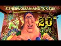 Award Winning short film I Fisherwoman and Tuk Tuk I Short Film I Studio Eeksaurus