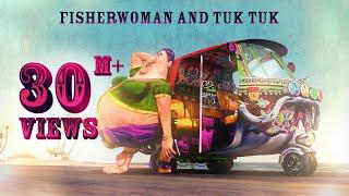 Award Winning short film I Fisherwoman and Tuk Tuk I Short Film I Studio Eeksaurus screenshot 2