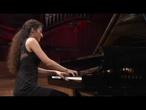 Hélène Tysman – Prelude in A major, Op. 28 No. 7 (second stage, 2010)