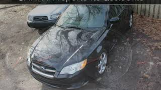 2009 Subaru Legacy Special Edition Used Cars - Charleston,SC - 2019-01-18