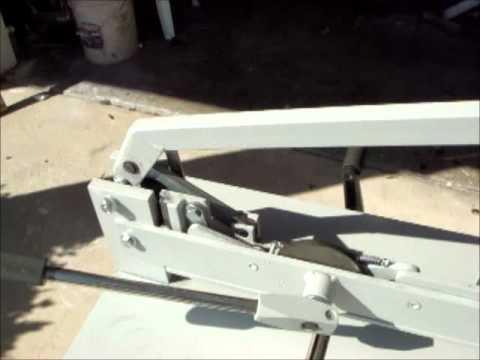 martin yale folding machine manual