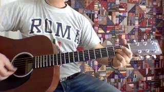 Peter Gabriel - Sledgehammer (Jericho's Version) Guitar Lesson