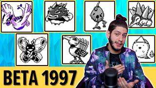 Analisi Beta Pokémon Oro 1997 #1 - ...Lugia?!