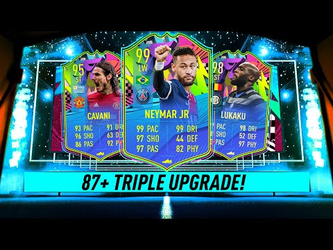 THIS IS WHAT I GOT IN 20x 87+ TRIPLE UPGRADES FOR SUMMER STA