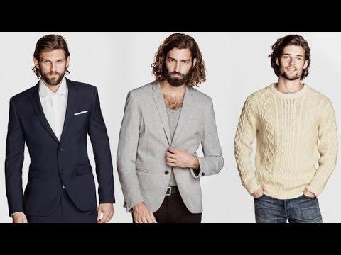 Best Medium, Long Hairstyles for Men 2016 - YouTube