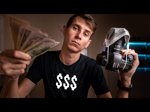 How to make money on Fiverr as a Photographer