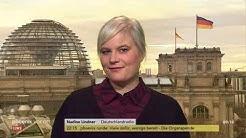 phoenix nachgefragt mit Nadine Lindner (Deutschlandradio) am 15.01.2020