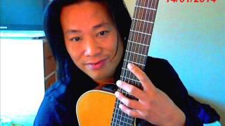 Cây đàn bỏ quên - Phạm Duy (Guitar & Trình bày Xuân Phước)