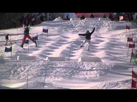 Sunday River 2014 - Mogul Maine-ia  - Sam Johnston First Round Duals