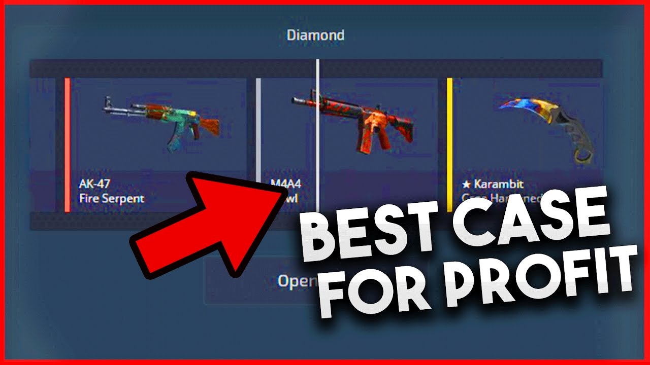 Csgo Best Case To Open 2019 BEST CASE FOR MAKING PROFIT! (HELLCASE)   YouTube