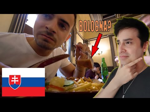 American Texan Reacts to PPPeter | Eating at the Worst Reviewed Restaurant in Eastern Europe