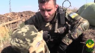Сепаратисти в оптиці військових ЗСУ