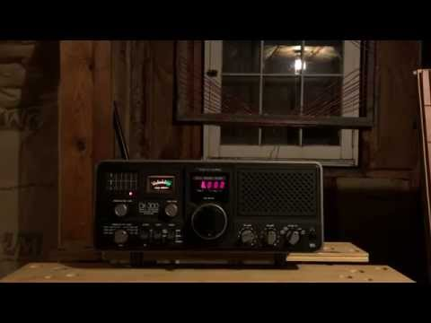 Shortwave broadcast: Radio Havana Cuba overpowered by WWCR