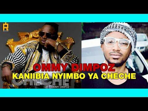 Abydadi: Ommy Dimpoz Kaniibia nyimbo ya cheche