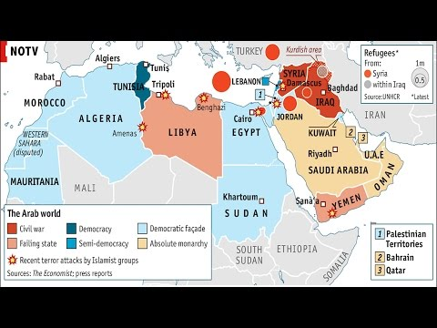 All Falls Down: The Middle East