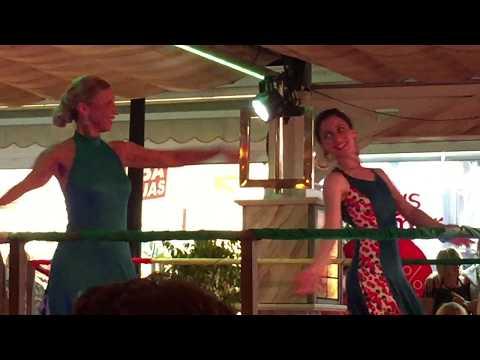 Gran Canaria Flamenco Dancers VLOG