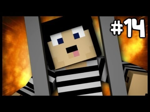 "Minecraft: ""MORPH MOD!"" Modded Cops N Robbers! #14"