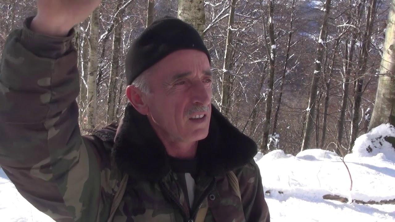 Зимняя охота в Абхазии (с.Хуап)