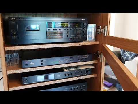 DBX 224X DS & Sanyo Super D Plus 55 Noise Reduction Systems