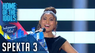 NOVIA - RUN (Snow Patrol) - SPEKTA SHOW TOP 13 - Indonesian Idol 2020