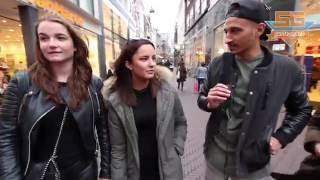 WIE MAG VAN JOU DE TYFUS KRIJGEN ? - SUPERGAANDE INTERVIEW