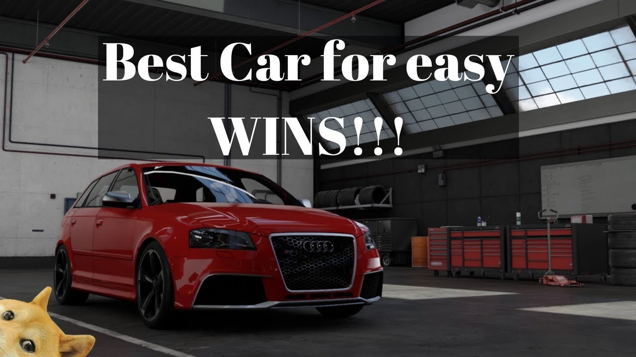 Best Car For The First Race Modern Hot Hatch Forza Motorsport 7 Gameplay Youtube