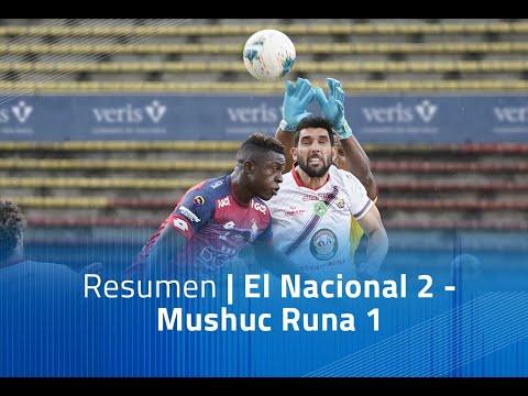 El Nacional Mushuc Runa Goals And Highlights