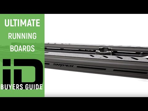 Ultimate Running Board Shopping Guide