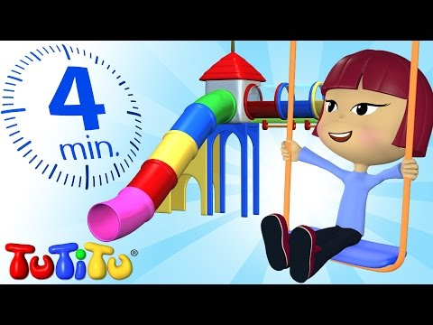 TuTiTu Specials | Playground | Toy and Song for Children