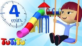 TuTiTu Specials | Playground Toy and Song for Children