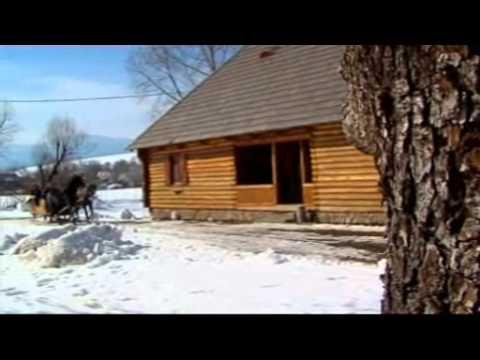 Székely tél Hargita megyében