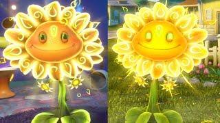 Обзор на МИСТИЧЕСКИЙ ПОДСОЛНУХ [Mystic Flower] Plants vs Zombies Garden Warfare 2