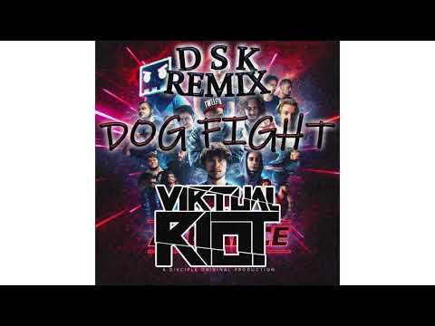Virtual Riot - Dog Fight (Dsk Remix)