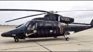 Foul Play???  Kobe Bryant's Helicopter N72Ex flight and audio before the crash.  January 27, 20