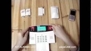 Alarma GSM - pepeCAM.com