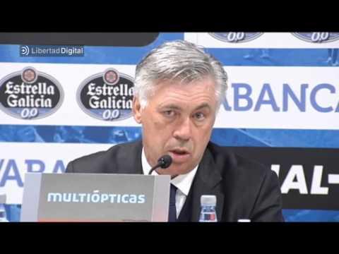 """Ancelotti: """"Si ganamos todos los partidos forzaremos al Barcelona"""""""