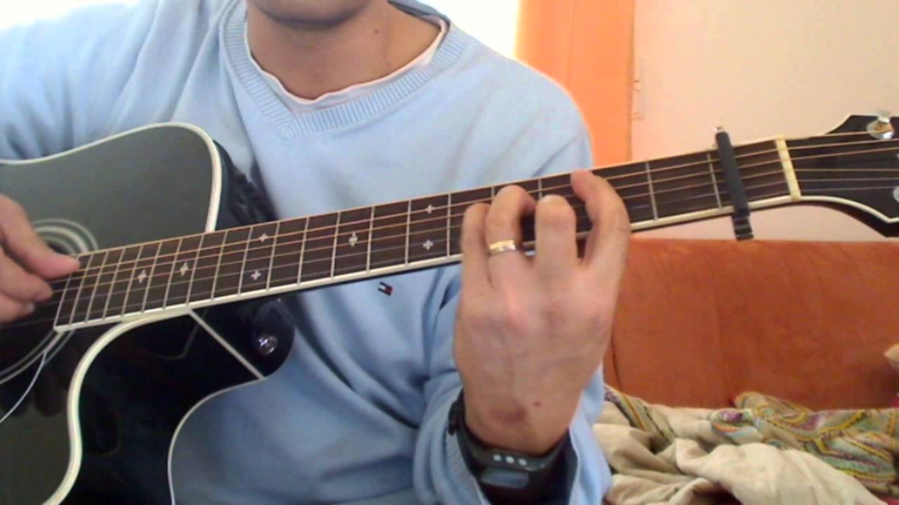No Matter What Boyzone Guitar Cover Youtube